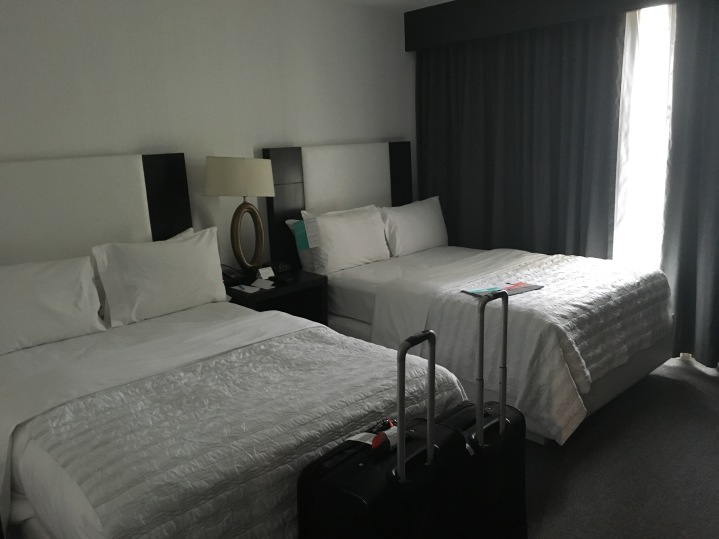 Le Meridien Mexico City (less than $100/night)!