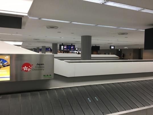 Baggage Claim Narita Airport