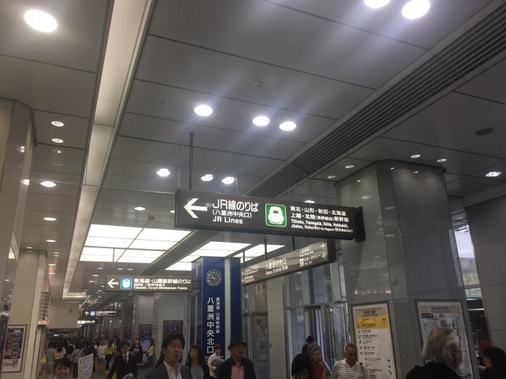 Tokyo Station Terminal