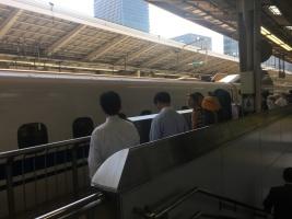 Tokyo Station Shinkansen Terminal