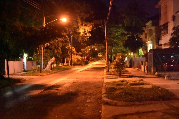 Veda after dark