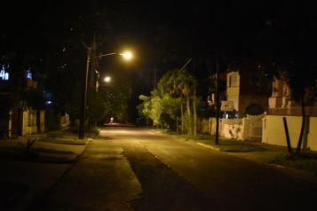 Vedado after dark