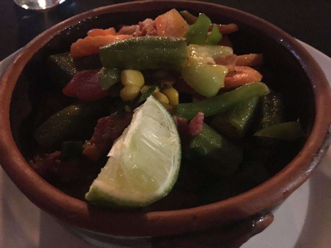 Quimbombo soup